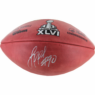 Jason Pierre-Paul Signed Super Bowl 46
