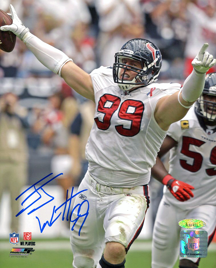 JJ Watt Houston Texans