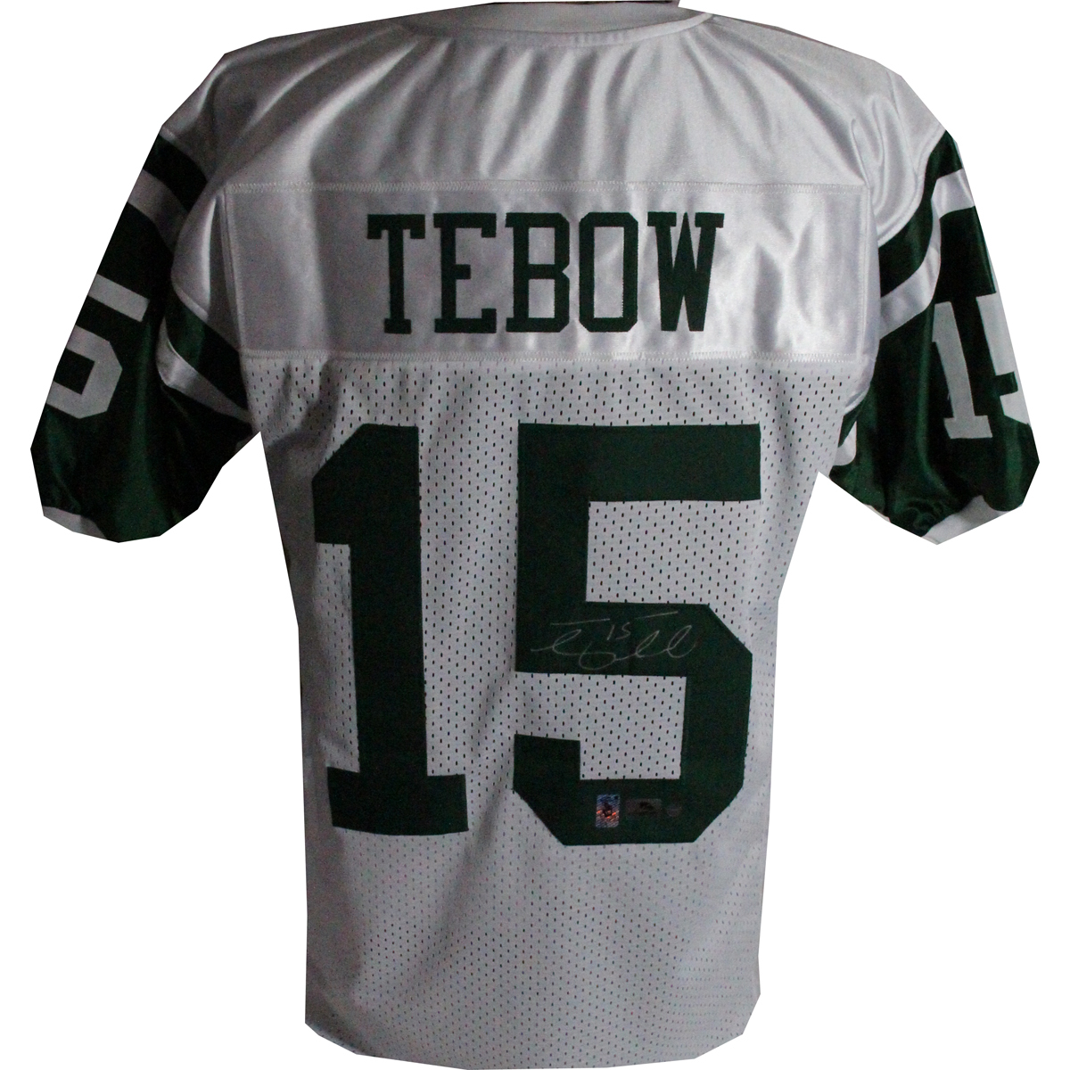 san francisco dd512 b18e9 Tim Tebow Autographed Jersey