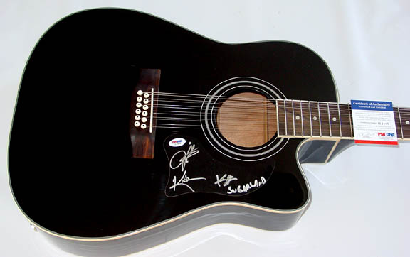 Autographed Sugarland