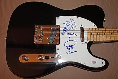 Autographed Foo Fighters