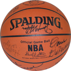 Autographed 1973 New York Knicks