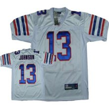 Autographed Stevie Johnson