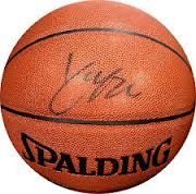 watch a2af3 04213 Kyle Korver Autographed Basketball merchandise