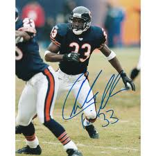 Autographed Charles Tillman
