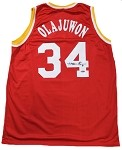 Hakeem Olajuwon Houston Rockets