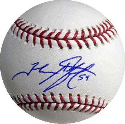 Autographed John Axford