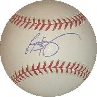 Autographed Todd Frazier