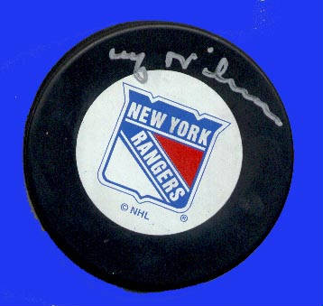 Autographed Ulf Nilsson