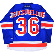 Autographed Mats Zuccarello