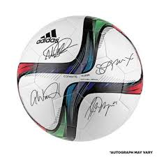 Autographed 2015 Women's World Cup