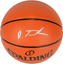 Autographed Dakari Johnson