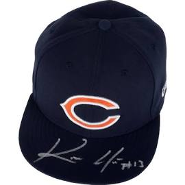 Autographed Kevin White