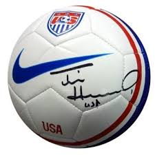 Autographed Tim Howard