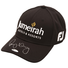 Autographed Rory McIlroy