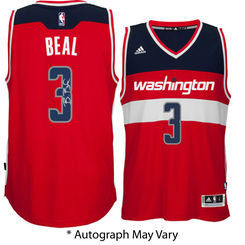 Autographed Bradley Beal