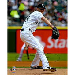 Autographed Chris Sale