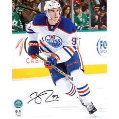Autographed Connor McDavid