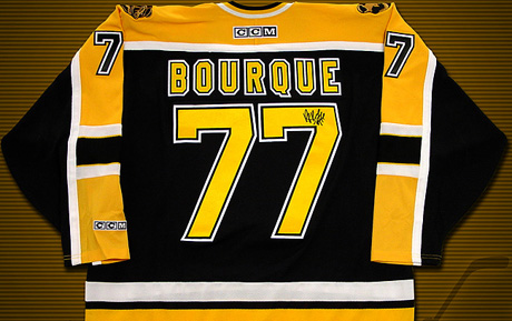Autographed Ray Bourque