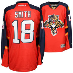 Autographed Reilly Smith