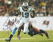 Autographed Ted Ginn Jr.