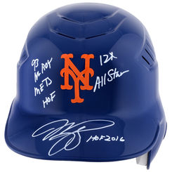 Autographed Mike Piazza