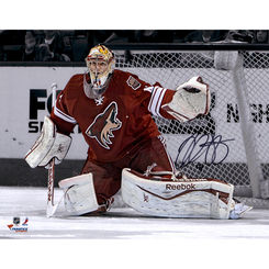 Autographed Mike Smith