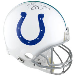 Autographed Marvin Harrison