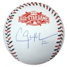 Autographed Clayton Kershaw