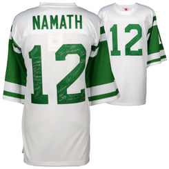 Autographed 1969 New York Jets