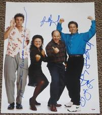 Autographed Seinfeld