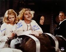 Autographed Wilder Garr & Brooks - Young Frankenstein