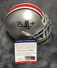 Autographed Braxton Miller