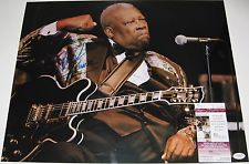 Autographed BB King