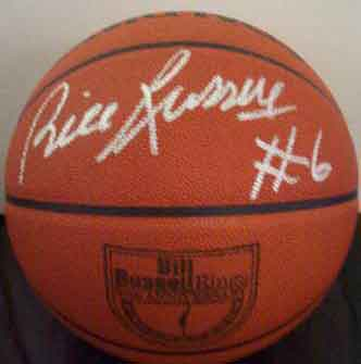 Autographed Bill Russell