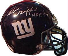 Autographed Frank Gifford