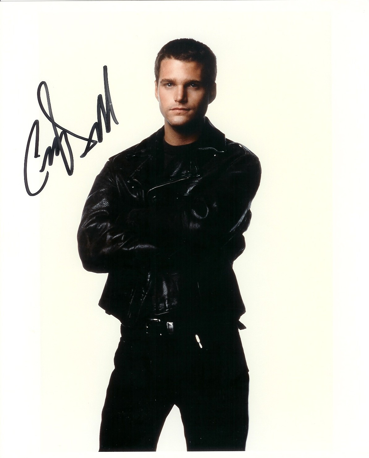 Autographed Chris O'Donnell