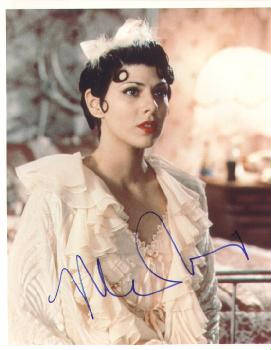 Autographed Marisa Tomei