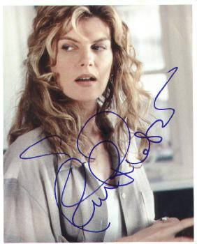 Autographed Renee Russo