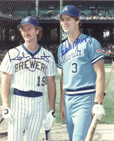 Dale Murphy & Robin Yount