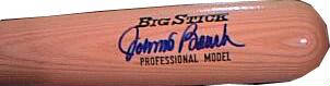 Autographed Johnny Bench
