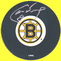 Autographed Cam Neely