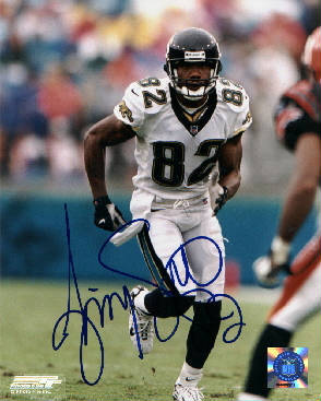 Autographed Jimmy Smith