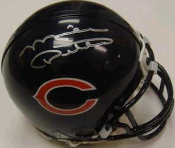 Autographed Mike Ditka